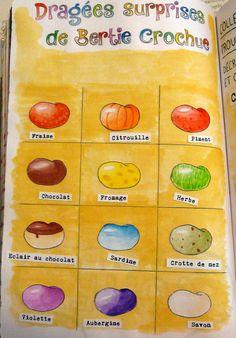 Saccage ce carnet - Collecte différentes substances trouvées à la maison