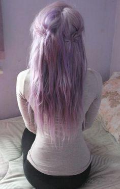 Lilac Hair - Weddingbee