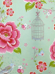 Birds in paradise wallpaper by Pip Studio
