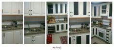 Renovación de mi cocina por menos de 50 euros!!