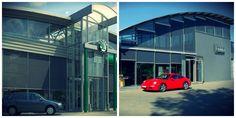 Nasze realizacje dla dealerów samochodowych: #Audi i #Skoda