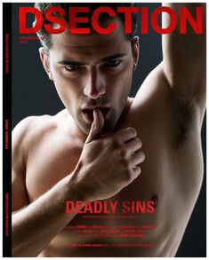 Sean OPry in Lust: See His DSection Shoot