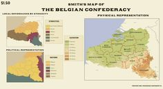 The Belgian Confederacy, 1890 by theaidanman Missouri Compromise, Imaginary Maps, Immigration Canada, Alternate History, Learn English, Politics, Genre, Psychedelic, Flags