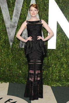 2012 Vanity Fair Oscars After Party