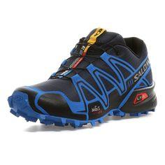 Salomon | SPEEDCROSS 3 Trailrunningschuh Herren | deep blue-blue-black | http://www.mysportworld.de/salomon-speedcross-3-trailrunningschuh-herren-deep-blue-blue-black.html