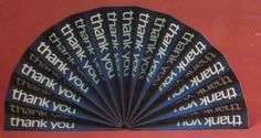 1984 American Greeting Card Thank You Card Fan Mail by HobbitHouse, $7.95