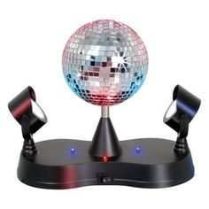 Mirror Madness LED Party Lamp from LumiSource . . . housewarming gift for Leigh & Kelly LOLOLOL