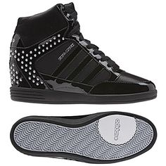 BB Neo Wedge Shoes by Adidas