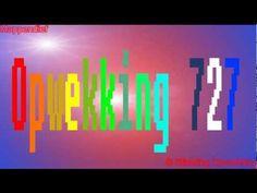 Opwekking 727 - Ik val niet uit Uw hand - YouTube