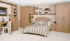 Bedrooms - Glenvale Design