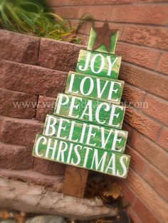 Handmade wood signs for home decor and gifts.