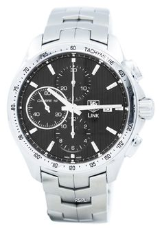 Tag Heuer Link Automatic Chronograph Tachymeter CAT2010.BA0952 Men's Watch