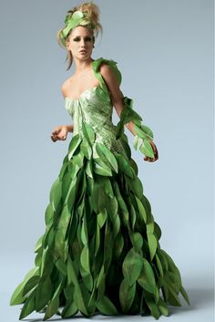 One for a greenie bride?