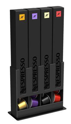 Tavola Swiss CAP store Box II - Soporte para cápsulas Nespresso: Amazon.es: Hogar
