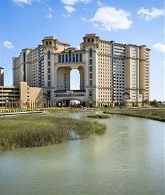 "North Beach Towers 7 acre ""Island"" surrounded by serene marshlands, flowing Tidal creek, and Atlantic Ocean"
