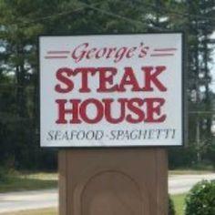 George's Steak House Suffolk, Va.