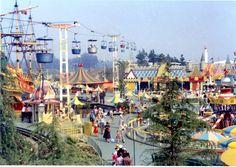 Fantasyland, Disneyland 1957