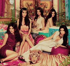 Love the Kardashians!