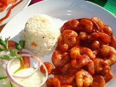 CAMARONES A LA DIABLA - Univision Cocina