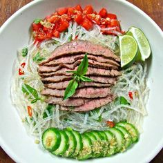 I had a total Yum Yum dinner tonight using @miraclenoodle Kanten. My Spicy Beef Kanten Noodle Salad was so so good! @roywilliamsjr  #miraclenoodles #atkins #lowcarblifestyle #lowcarb #lchf #keto #ketosis #cleaneating #healthyeats #healthyfood #paleodiet #paleo #cleaneating #healthyeats #healthyfood #noodles #noodleheaven #glutenfree #lowcarbcooking #lchf #nutrition #beef #steak #salad #spicy#dukan #dukandiet by logansw62
