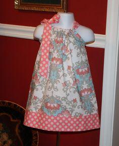 outfit toddler girls Pillowcase Dress