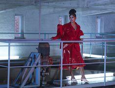 Minna Parikka Jacklyn white-red Occult, Heels, Red, Women, High Heel, Supernatural, Stiletto Heels, Platform, Rouge