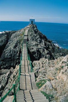 Guernsey's cliff paths will lead you to dramatic parts of the coast like St Martins point, a favourite with local fishermen as well as walkers.