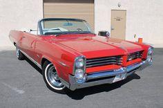 1964 Pontiac Bonneville Convertible for sale #1852412 | Hemmings Motor News