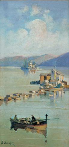 A.G Leventis Gallery | Η Ελληνική Συλλογή