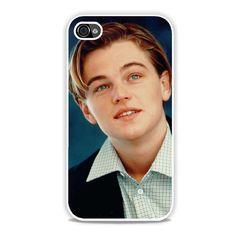 Young Leonardo Dicaprio iPhone 4, 4s Case