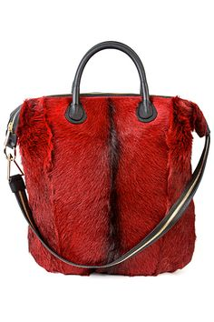 Just Cavalli 2013 Fall-Winter Shades Of Red, Fifty Shades, Fashion Bags, Love Fashion, Genghis Khan, Devil Costume, Fab Bag, Red Things, Leather Crafts