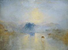 JMW Turner's Norham Castle, Sunrise (c1845). Photograph: Tate