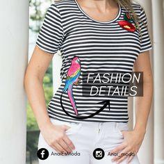 ¡Nuevas creaciones para que te veas diferente! Prendas inspiradas en el mundo animal. Espéralas pronto en nuestra tienda online. #AnaíModa #MundoAnimal #Moda #ModaFemenina #AnaíEsModa #FashionDetails