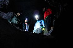 Mpora goes underground mountain biking in the mines beneath the mountain Peca in the Koroso region of Northern Slovenia. Slovenia, Mountain Biking, Abandoned, Darth Vader, Journey, Europe, Bike, Dark, Left Out
