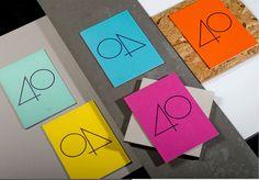Typography. 40.