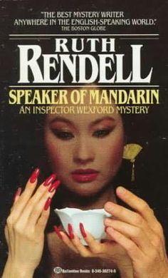 """""""The Speaker of Mandarin (Inspector Wexford)"""" av Ruth Rendell"""