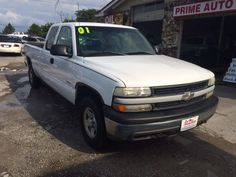 2001 Chevrolet Silverado 1500 | $7995 | Prime Auto Sales - Omaha, NE | 402-715-4222 | #chevy #chevrolet #1500 #silverado #pickemuptruck #auto #omaha #primeauto
