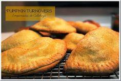 Pumpkin-Turnovers-empanadas-de-calabaza #mexicanrecipes #mexicanfood #kitchen