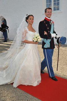 Principe Joaquin de Dinamarca y Marie Cavallier