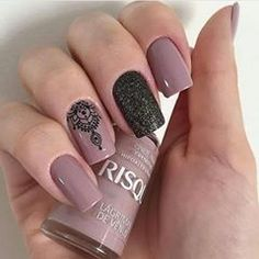 Aycrlic Nails, Nude Nails, Hair And Nails, Cute Acrylic Nails, Acrylic Nail Designs, Mandala Nails, Square Nail Designs, Manicure E Pedicure, Luxury Nails