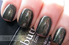 Bee Polished: butter LONDON Hampstead Heath...I just love the name!!!