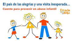 Cuentos en familia para prevenir el abuso infantil