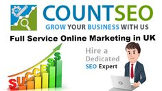 Professional SEO Services London - Count SEO UK provide best professional seo services in London.