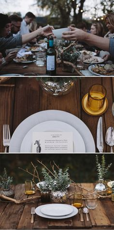 beautiful table from the the one and only @Lauren Ledbetter.
