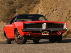 1969 Dodge Charger R-T