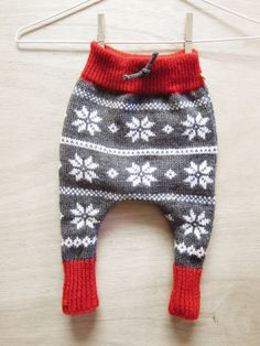 Kedge Trousers 12 months от campandcompany на Etsy Maglieria A Mano 3f3feea3a65a