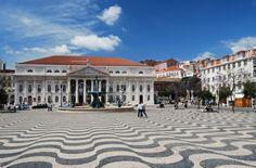 D. Maria theatre, Lisbon