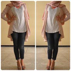 | MyhijabStyle  Hijab  Hijab outfits  Pink Hijab