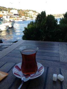 TEA TIME,CAY KEYFI, BEBEK ISTANBUL TURKEY