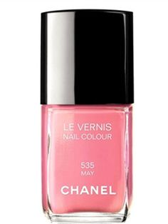 Chanel 2012 Le Vernis in May @Chelsea Sullivan